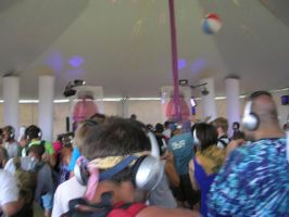 The Silent Disco by toolameforsociety