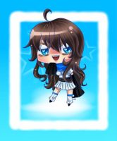 :PC: Chibi Raya by Coco-of-the-Forest