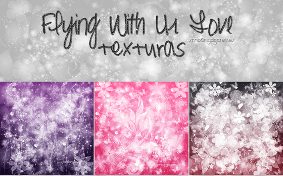 +Flying With Ur Love Texturas by smokingcigarettes