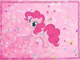 Pinkie Pie Wallpaper by Brightshadow813