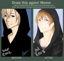 Draw this again meme by EpicPing