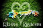 Ultima Keyblade by Sephiroths-Shadow