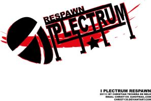 I PLECTRUM RESPAWN logotype by christ139