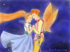 Let me Be Your Wings by LadyDrusilla