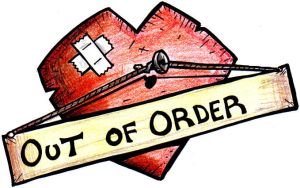 Out of Order by JamesRiot
