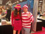 Carmen and Waldo Have Been Located by KairiTheValeyard