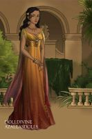 Arianne of House Martell v2 by DaenatheDefiant