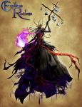 Endless Realms bestiary - Lich by jocarra