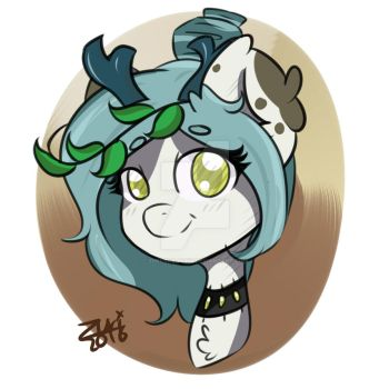 New oc by Zuri-the-Pony