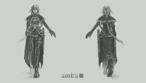 Draft : Amira by jirito
