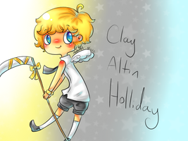 Clay Muther Fucking Holliday by mayakins23