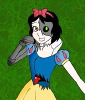 Animatronic Snow White by Dragon-Wing-Z