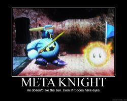 Meta Knight by cloud140