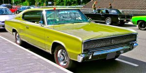 Dodge Charger 1966-4 by cmdpirxII