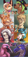 Icons Batch TWO! by 1skylight1