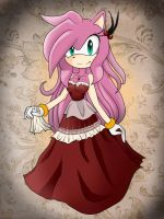 Lady Amy Rose by pandere-desu