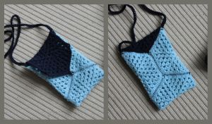 Small hexagon bag by Engelina-c