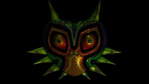 Majora's Mask by TheDessonatOne