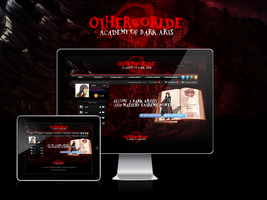 otherworlde.com by yiolo
