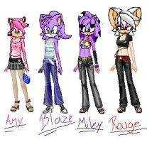 blaze rouge amy miley by xox-monkey-xox