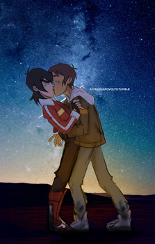 Keith and Lance by ilcielocapovolto