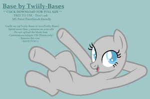 MLP Base 303 by Twiily-Bases