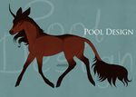 Fawnlings Oct Pool #48 by mule-deer