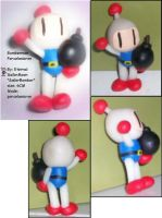 Bomberman Porcelanicron by SailorBomber