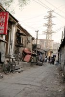 Classic Hutong plus Power Grid by ksenosyd