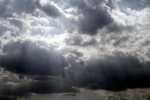 Dramatic Cloud Stock by PlutoHasCows