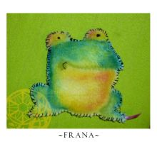 Frog by frana