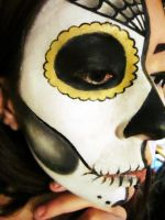 Day of the Dead by InkIsMyPassion