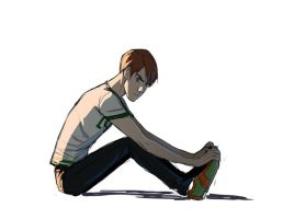Wilde Life - Cliff warmup sketch 2 by Lepas