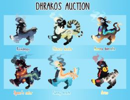 Special Dhrakos AUCTION Closed by SMASH-ii