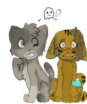 GHOSTS? by Chavra-the-serval