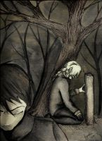 Buried --For Sevlow-- by Hyperthia