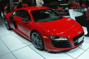 audi r8 by nuttbag93