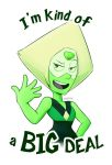 Peridot's a Big Deal by SaBasse