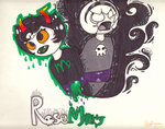 RoseMary by CosmicCat23
