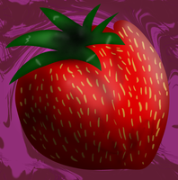 Strawburry by SkippyWoodFood