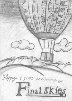 Final Skies 4 Year Anniversary (incomplete) by Arthur9078