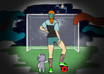 Reaching for Your Goals by GeoCaecias