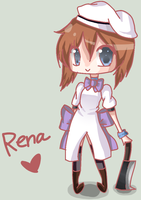 Ryuuguu Rena by MaikochanRiot