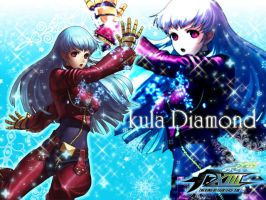 kula diamond wallpaper by chmosca