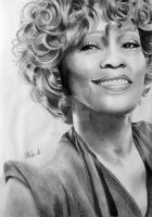 Whitney Houston by Mim78