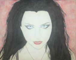 Evanescence---Amy Lee by selector67