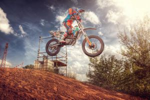 MOTOCROSS by CalvinHollywood