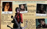 Ada Wong's Profile by Isobel-Theroux