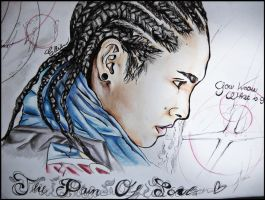 Tom Kaulitz Reebok sketch by FreedomforGoku