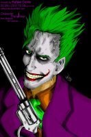 The Joker Colors by RafaConte